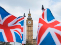 Bandera londres en Viajes de Estudios