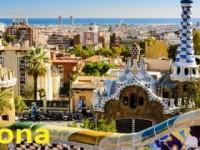Viaje a Barcelona para Estudiantes 4 días  Cultura, Playa y Ocio. Especial Primaria y ESO