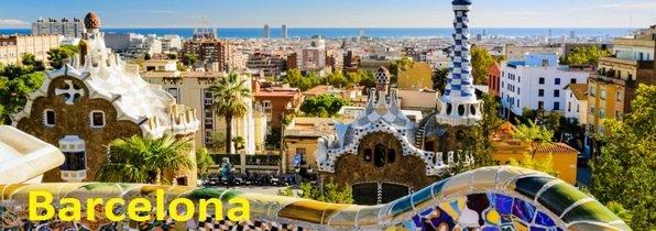 Barcelona estudiantes 4 dias  Cultura, Playa y Ocio