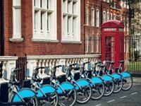 Recorre Londres en Bicicleta