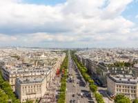 4 Calles Principales de Europa