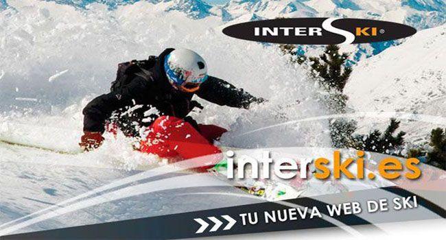 InterSki: Tu nueva Web de Esquí