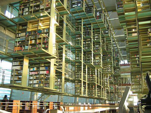 bibliotecas impresionantes del mundo jose vasconcelos